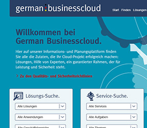 German Businesscloud